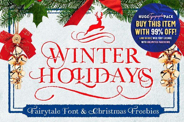 WINTER HOLIDAYS & Christmas Freebie…