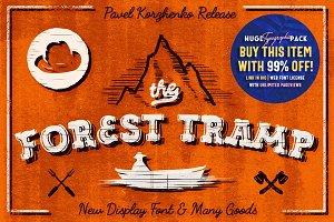 • The Forest Tramp & Bonus •