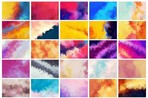 30 Abstract Background Textures