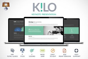 Kilo | Keynote Presentation