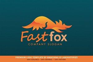 FastFox Logo Template