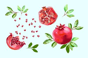 Pomegranate !