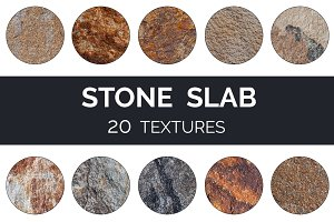 Stone Slab Textures / Backgrounds