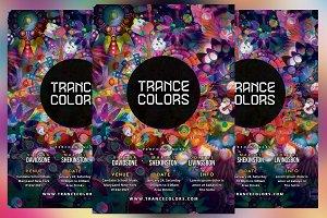 Trance Club Flyer