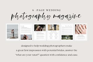 SALE | wedding photography magazine