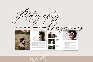 SALE | photographer pricing guide