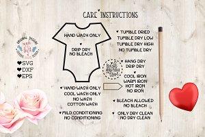 Care Instructions Bundle