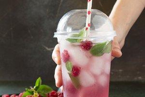 SOFT DRINKS. Refreshing summer drink