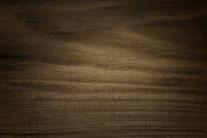 Natural dark wood background