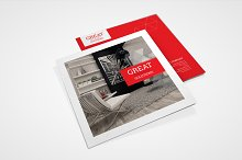 Interior Design Square Brochure