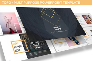 Tofo - Multipurpose Powerpoint