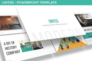 United - Powerpoint Template