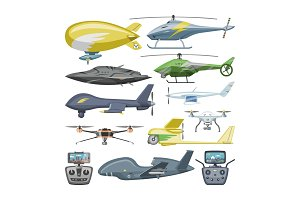 Helicopter vector copter aircraft or