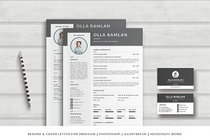 Resume/CV Template
