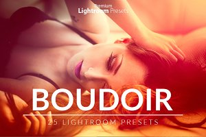 Boudoir Lightroom presets