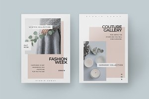 Magnolia Flyer Templates