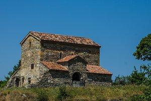 Chachubeti medieval church