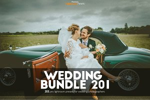 Wedding 201 Lightroom Presets Bundle