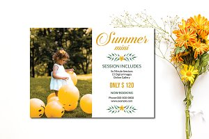 Summer Mini Session-V830