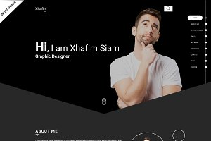 Shafia Wordpress Theme