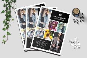 Photography Flyer V831