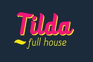 TILDA full house SALE