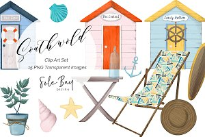 Southwold Beach Hut Collection