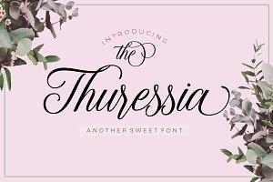 Thuressia Script