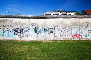 Berlin Wall Memorial, Germany