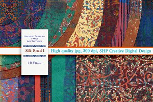 Silk Road 1:  Beautiful Textures