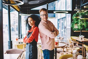 Coffee shop partners of ownership