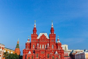 Historical State Museum of Russia, M