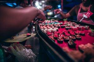 Juicy Thai Grilled Pork on Sticks