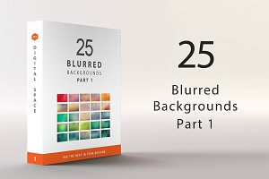 25 Blurred Backgrounds - Part 1