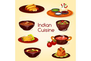 Indian cuisine food