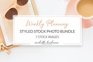 Styled Stock Bundle Weekly Planning
