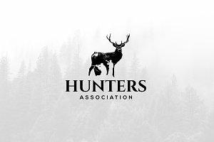 Hunters Logo Template