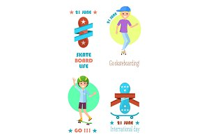 Go Skateboarding International Day