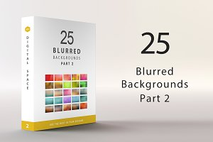 25 Blurred Backgrounds - Part 2