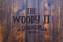 The Woody II - 101 wood textures by  in Textures