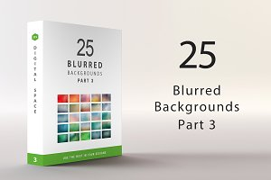 25 Blurred Backgrounds - Part 3