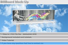 Billboard Mock-Up Vol 1