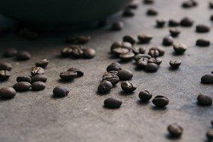 Spilled beans - cool