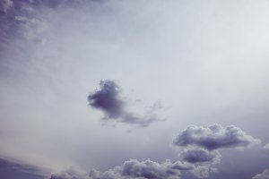 Vintage Cloudscapes #04