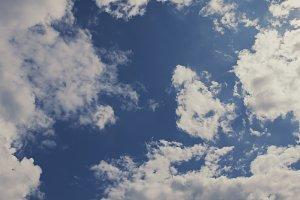 Vintage Cloudscapes #05