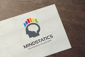 Mind Statics Logo