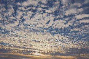 Vintage Cloudscapes #06