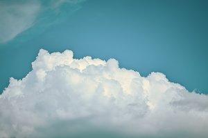 Vintage Cloudscapes #09