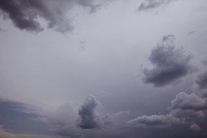Vintage Cloudscapes #03