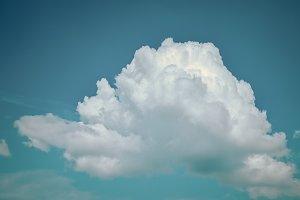 Vintage Cloudscapes #10